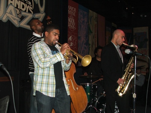 Corey Wilkes Quintet