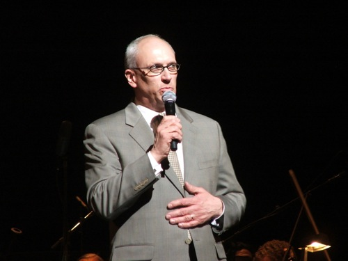 Bret Patterson, Auditorium Theater Director