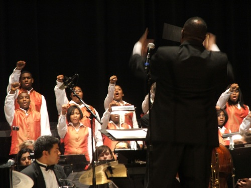 The Soul Children of Chicago Chorus