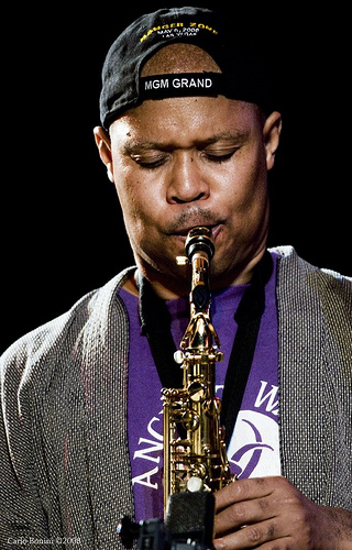 Steve Coleman & Five Elements Mon. 3/28 - stevecoleman
