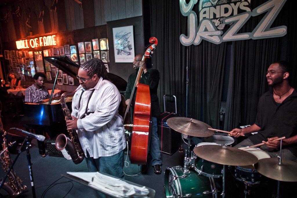 Dudley Owens Quartet