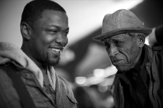 Maurice Brown & Von Freeman