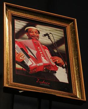 Rockin' Dopsie, Sr portrait