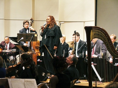 Dee Alexander & the CJO