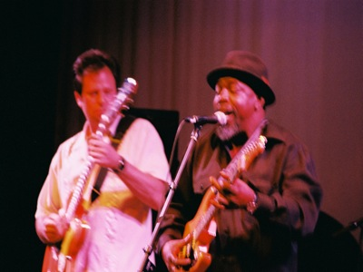 Dave Spector & Lurrie Bell
