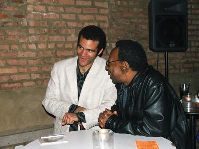 Greg Ward and Ken Chaney