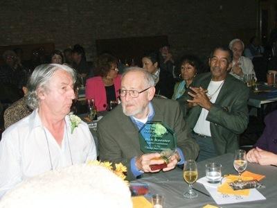 Terry Martin & Bob Koester