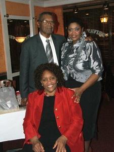 Jennifer Graham & parents