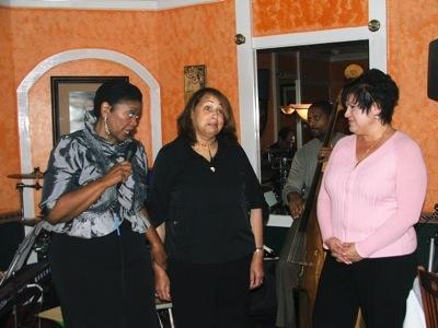 Jennifer Graham, Juanita and Cindy