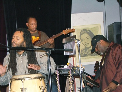 Toby Williams , Mike Sterling, and Tony Carpenter