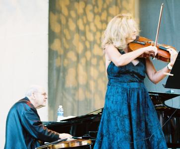 Misha Mengleberg & Mary Oliver