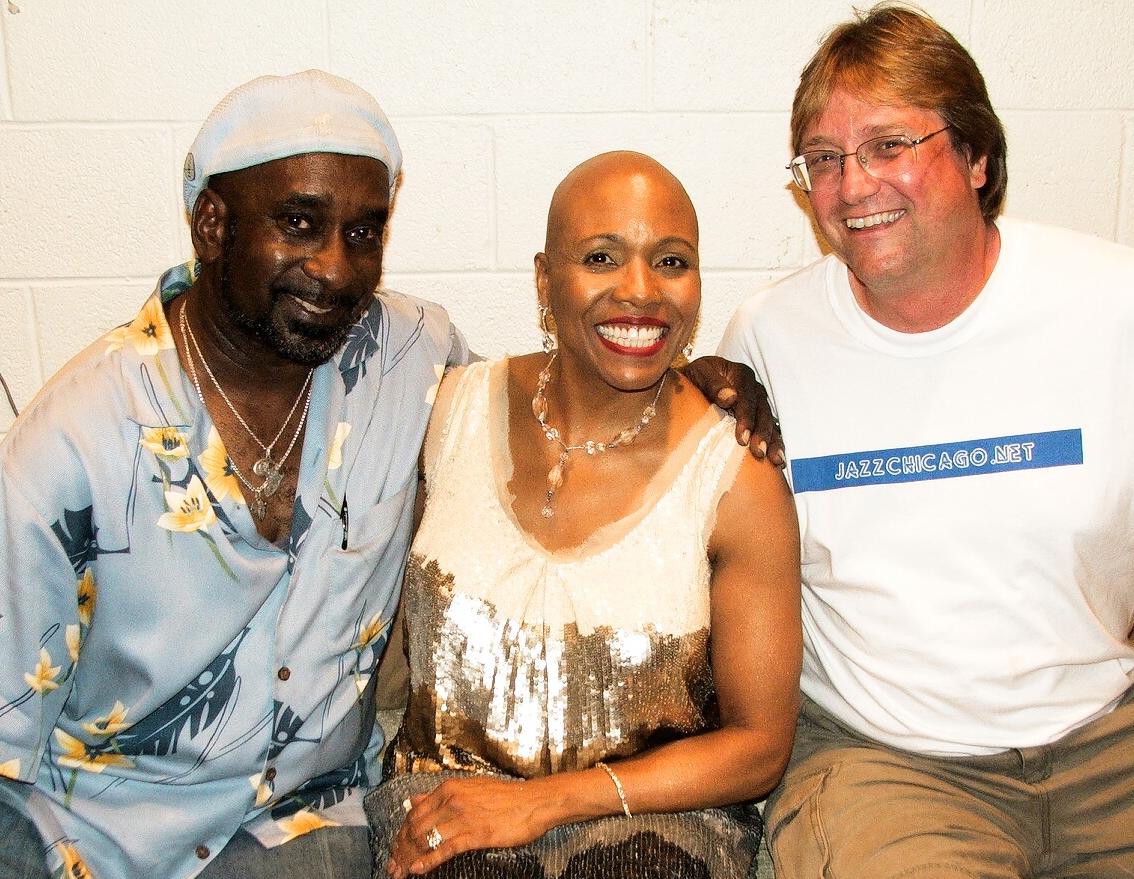 James Walker, Dee Dee Bridgewater & Brad Walseth