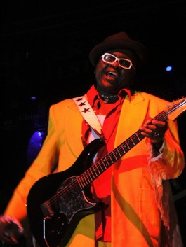George Clinton guitarist