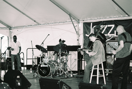 Kevin Nabors Quintet