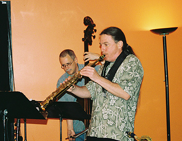 Dave Zielinski & Anthony Brock