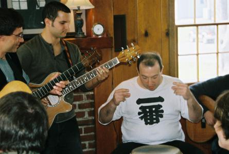 Frank, Vinny & Rich
