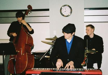 Matt Nelson Trio