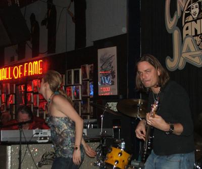 Savannah Grace Auger & Andreas Geck