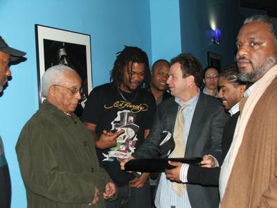 George Freeman, Maurice Brown, Isaiah Spencer, Charlie Elliott & Corey Wilkes