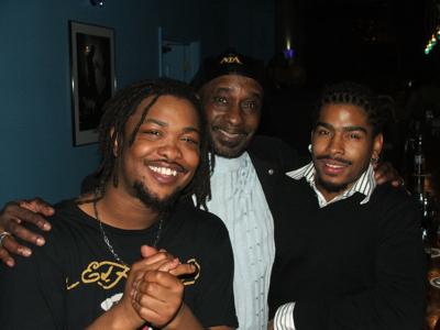 Maurice Brown, James Walker & Corey Wilkes