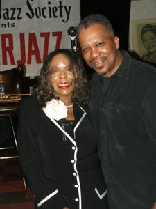 Virginia Moore & Reginald T. McCants