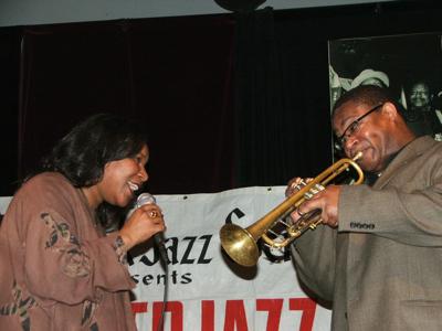 Tammy McCann & Pharez Whitted