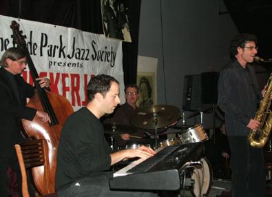 Kelly Sill, Dan Cray, Phil Gratteau & Eric Schneider