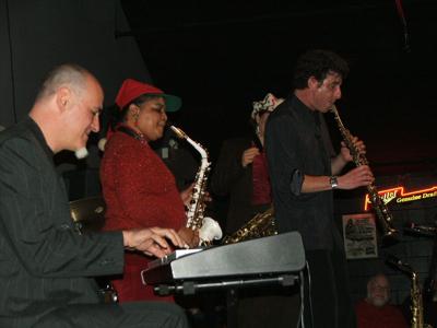 Jeremy Kahn, Diane Ellis, Juli Wood & Eric Schneider