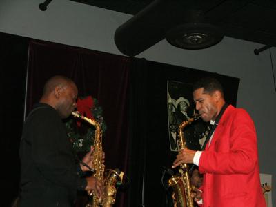 Audley Reid, Ray Silkman