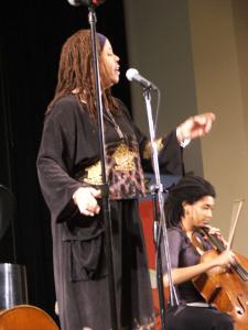 Maggie Brown & Tomika Reid