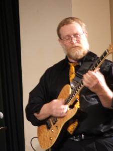 Marshall Vente's guitarist