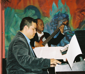 Darwin Noguera & Victor Miranda