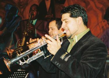 Victor Garcia & Tito Carillo