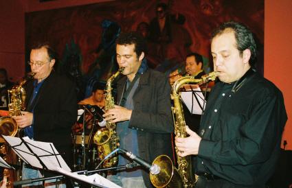 Steve Eisen, Greg Ward, Carlos Vega