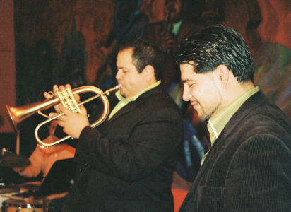 Tito Carillo & Victor Garcia