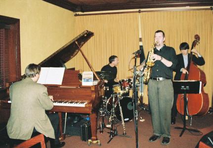 Shawn Maxwell Quartet