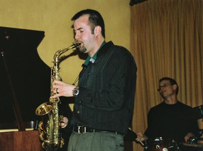 Shawn Maxwell & Paul Townsend
