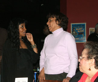 Loretta Lee & Carolyn Albritton