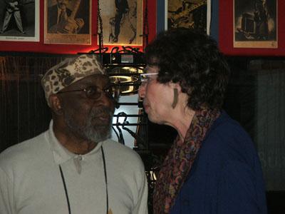 Charlie Thomas & Judith Stein