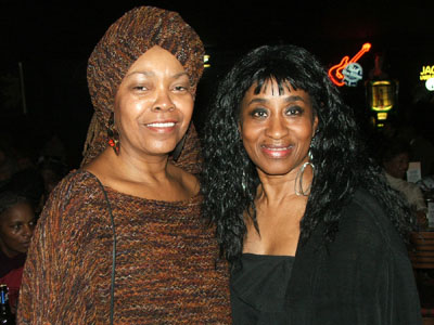 Barbara Kinsey & Loretta Lee