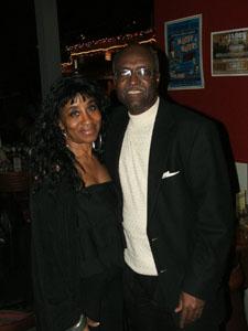 Loretta Lee & Robert Armstrong