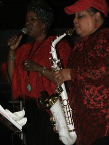 Kamilah & Diane Ellis