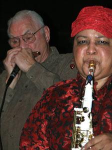 Bob Ellsworth & Diane Ellis