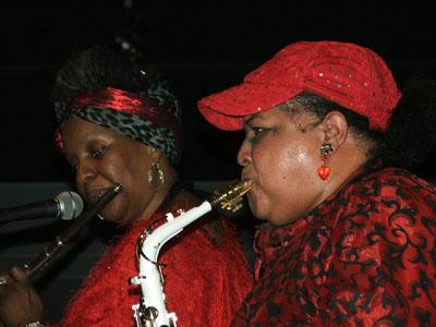 Diane Ellis & Kamilah
