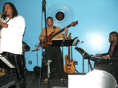 Skinny Williams, Mike Sterling & Will Kirk