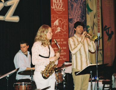 Jon Deitemyer, Caroline Davis & James Davis