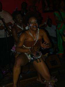 Muntu Dancer