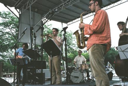 Jason Steele Ensemble