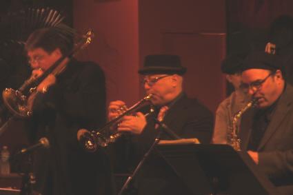 Conrad Herwig, Mike Smith, Brian Lynch
