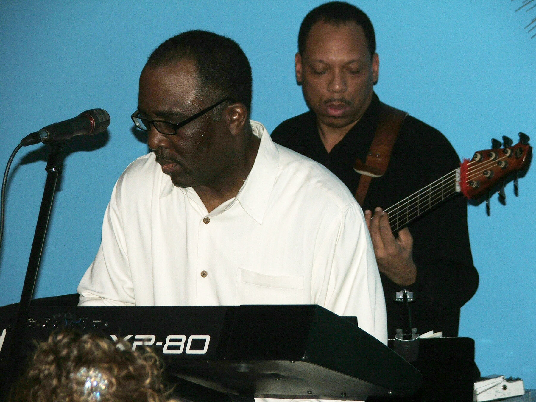 Roger Harris & Mike Sterling